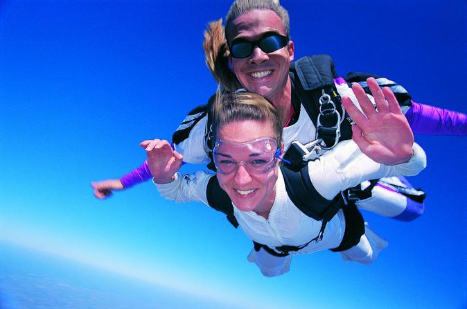 Australia Sky Dive Trips