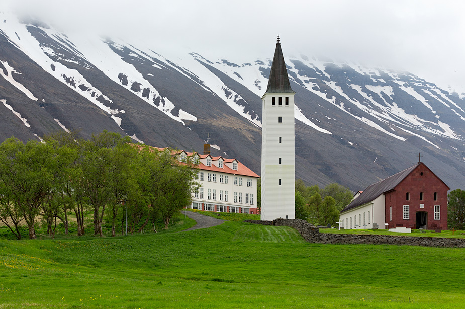 Iceland Cathedral