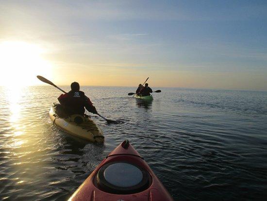 Iceland Kayak