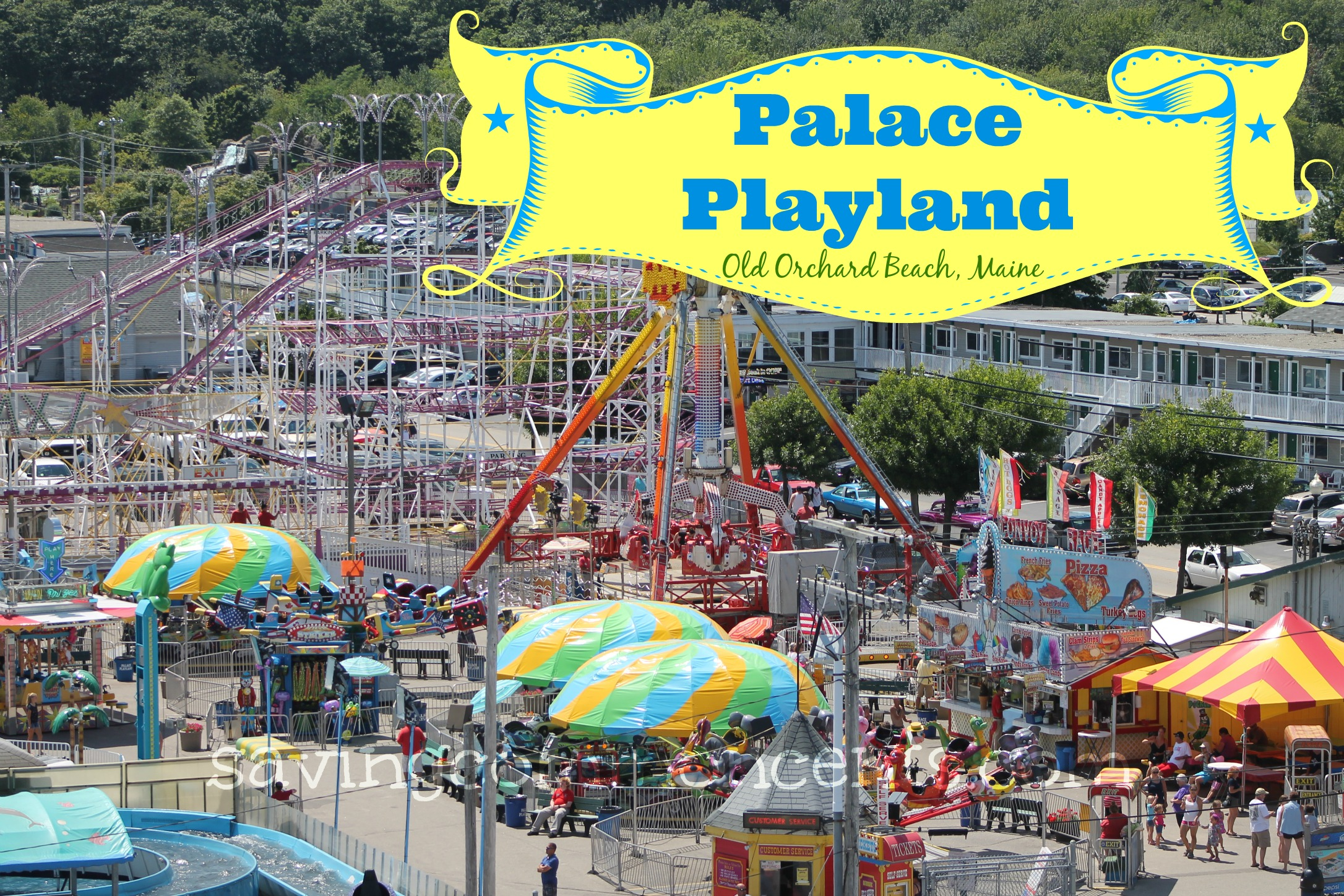 Old Orchard Beach United States Palace