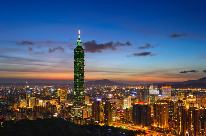 Taiwan Sightseeing