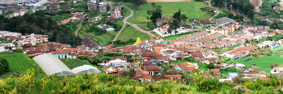Ooty India Tours