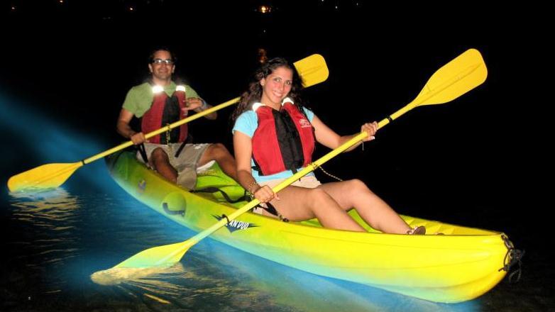 San Juan Puerto Rico Kayak