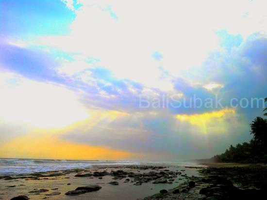 Jembrana Indonesia Beaches