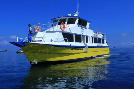 Indonesia Boat Trips