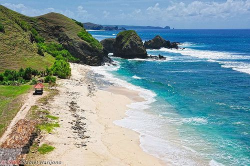 Lombok Indonesia Beaches