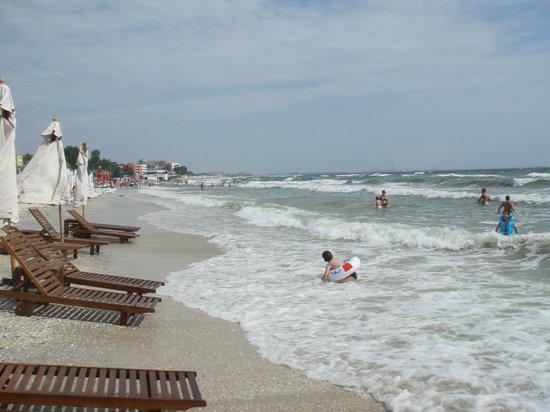 Constanta County Romania Beaches