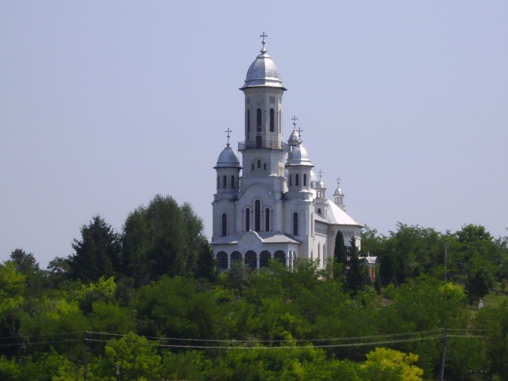 Romania Cathedral