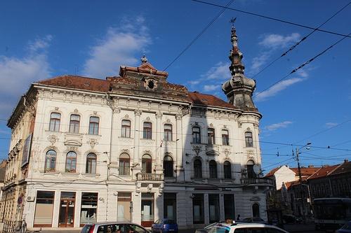 Romania Palace