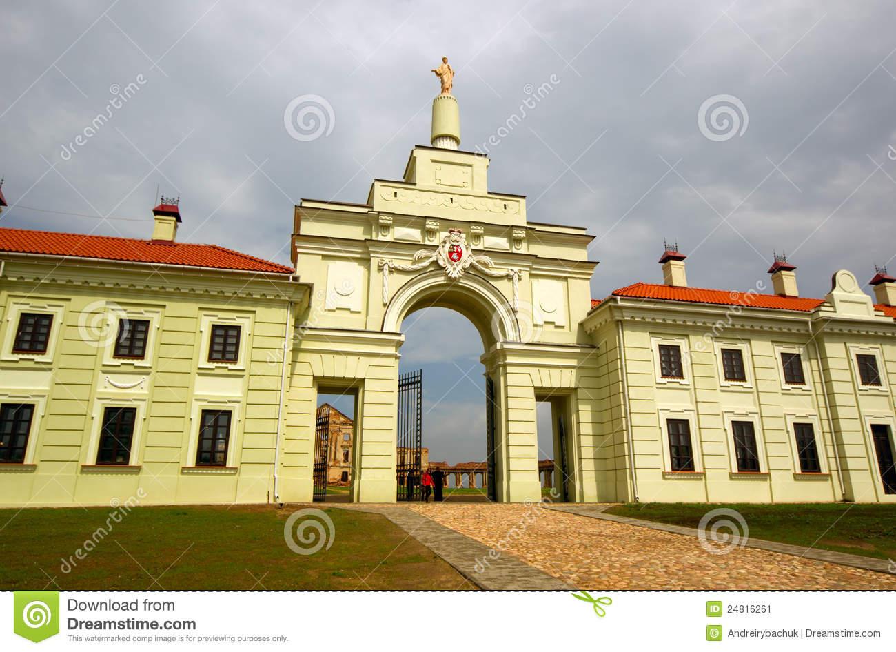 Ruzhany Belarus Palace