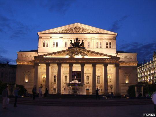 Russia Theatres