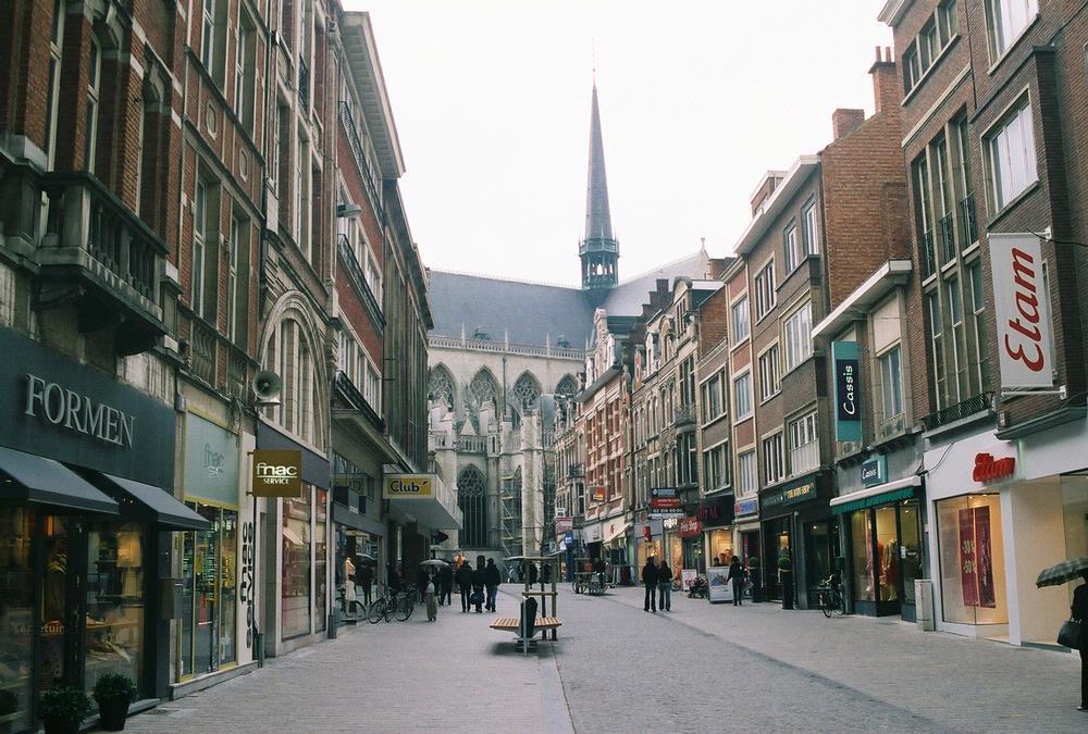Belgium Walks