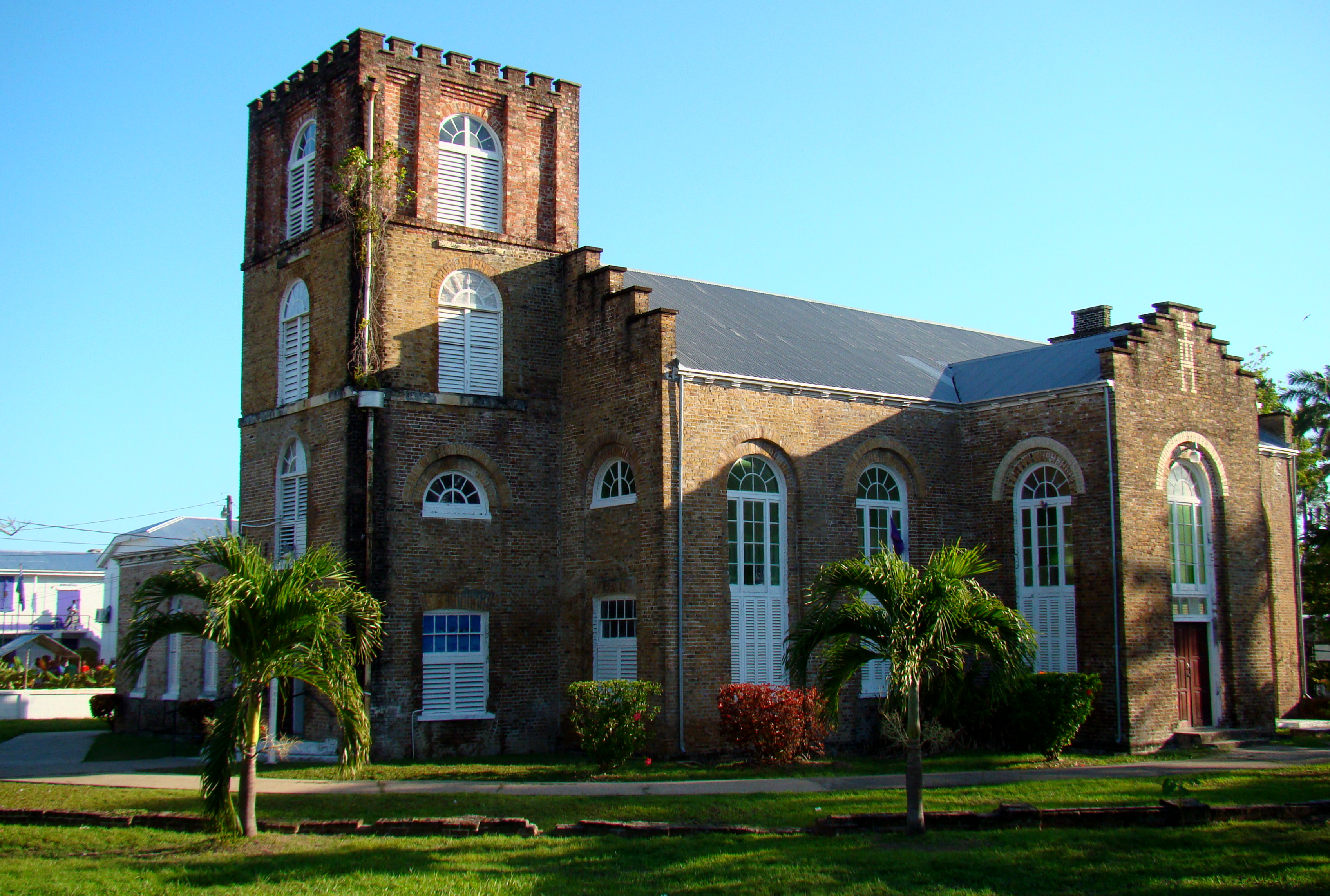 Belize Cathedral