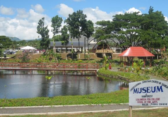 Samoa Museums