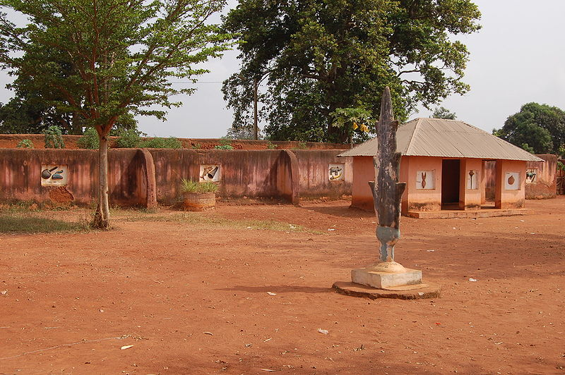 Benin Palace