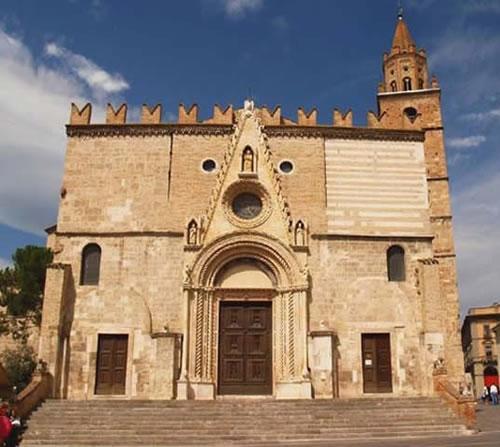 Province of Teramo Italy Palace