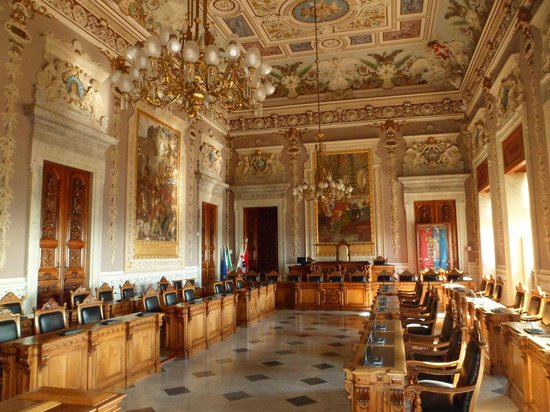 Province of Cagliari Italy Palace