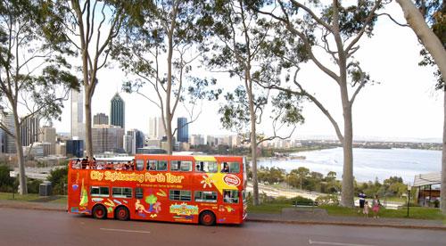 Perth Australia Bus Tours