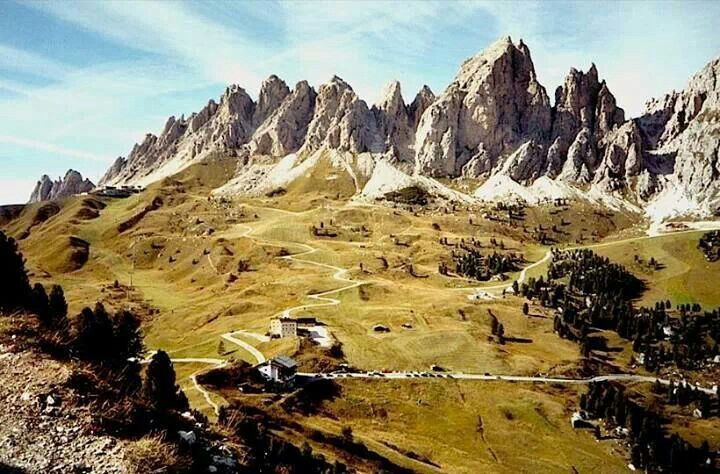 Trentino Dolomites Italy Shopping