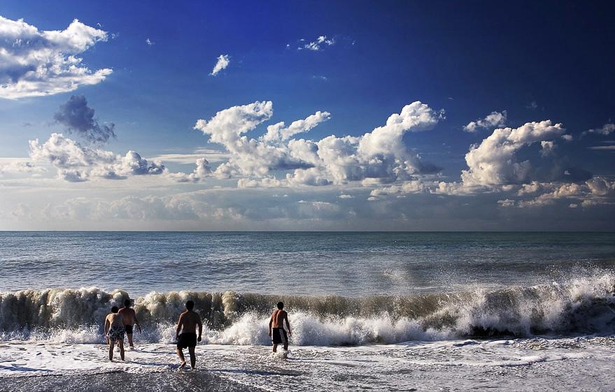 Batumi Europe Beaches