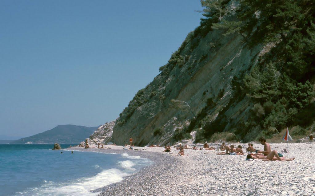 Samos Europe Beaches