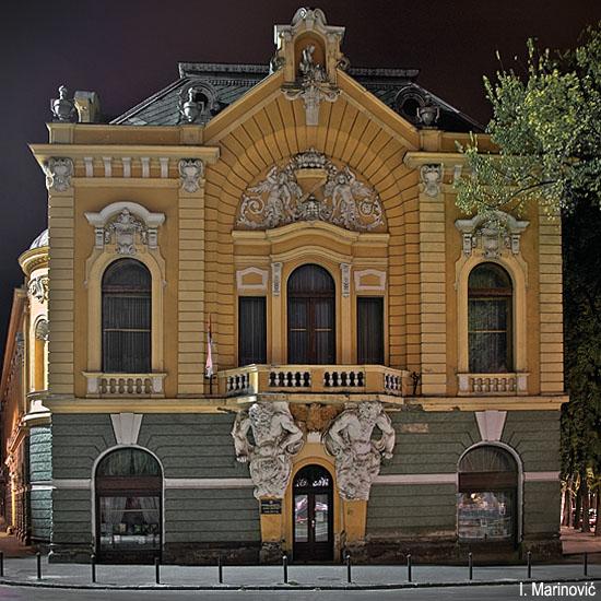 Serbia Palace