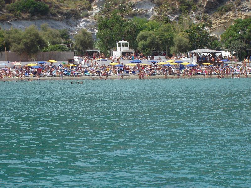 Ponza Europe Beaches