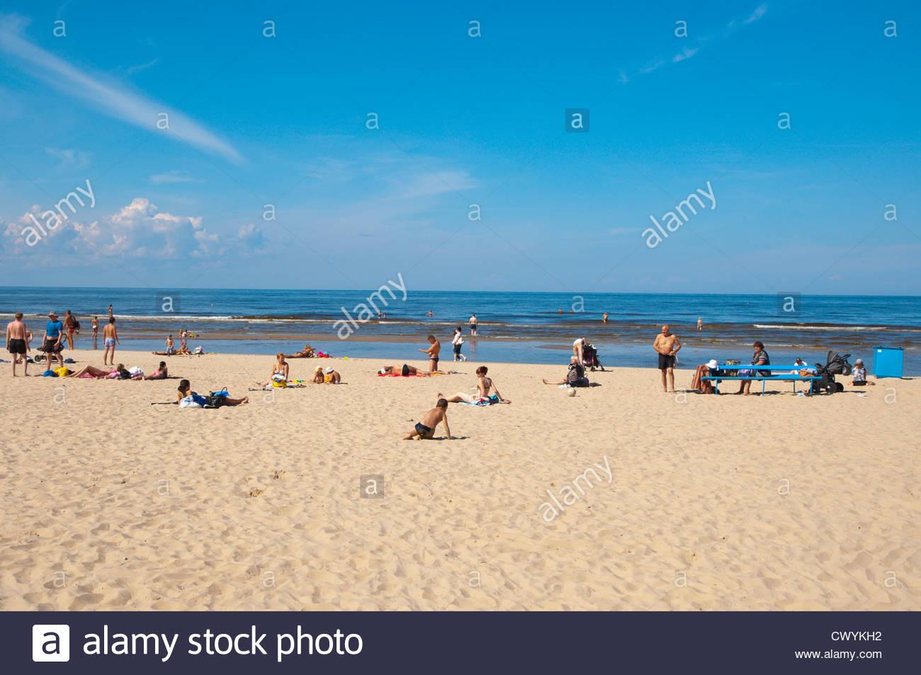 J?rmala Europe Beaches