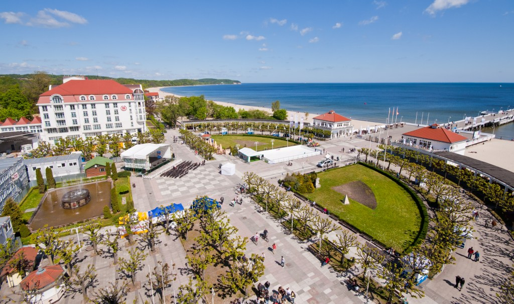 Gdynia Europe Beaches
