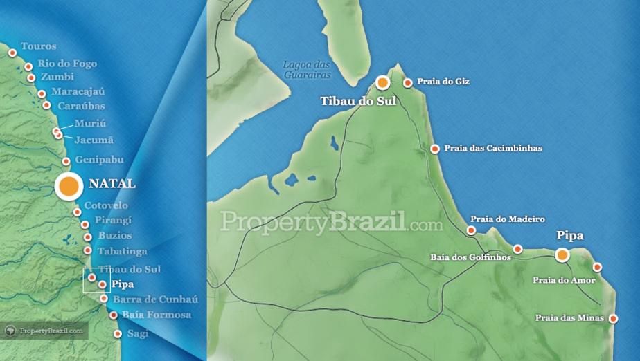 Brazil Surfing