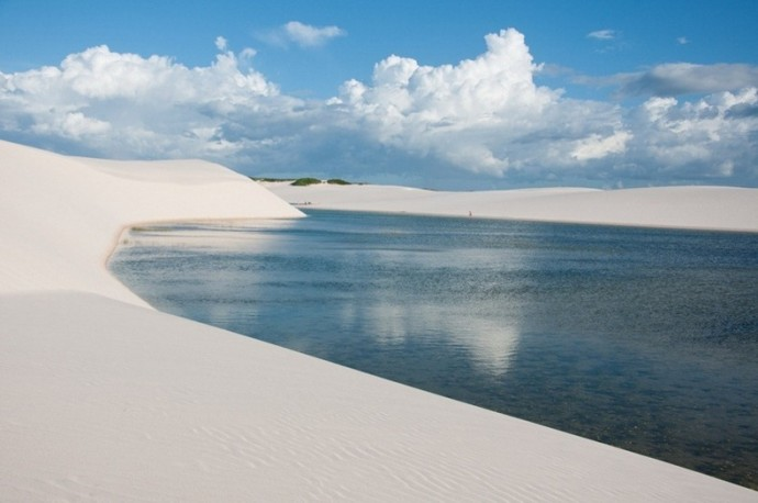Lencois Maranhenses National Park Brazil Beaches