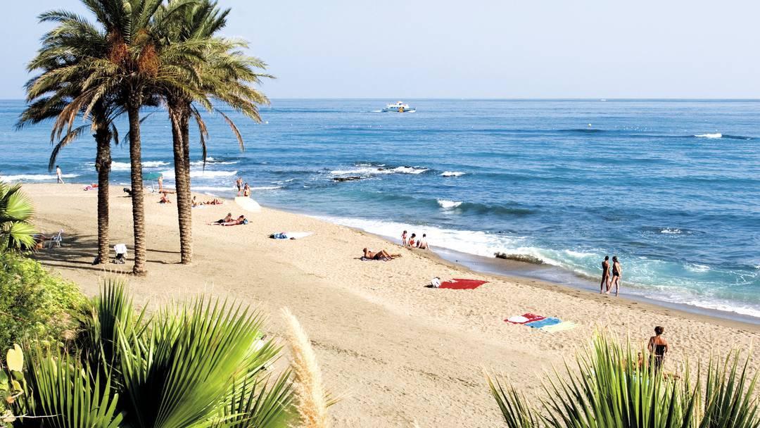 Benalm�dena Europe Beaches