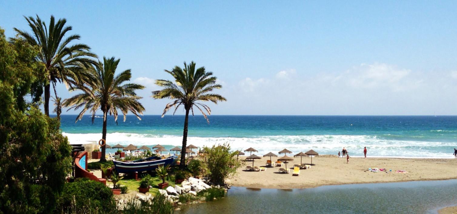 Marbella Europe Beaches