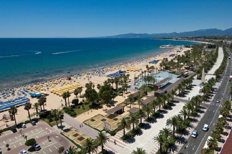 Salou Europe Beaches