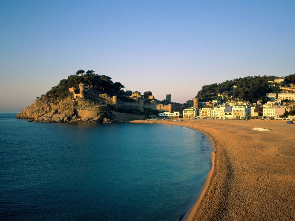Tossa de Mar Europe Beaches