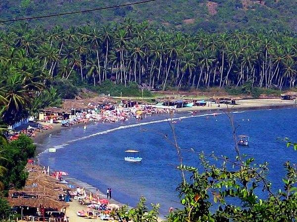 Baga Asia and Middle East Beaches