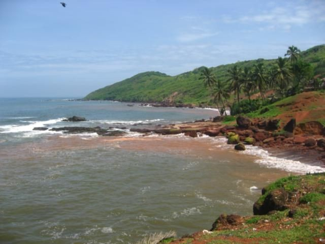 Calangute Asia and Middle East Beaches