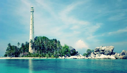 Tanjung Pandan Asia and Middle East Beaches