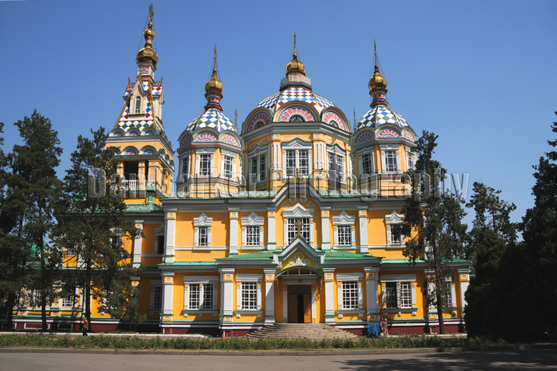 Asia and Middle East Cathedral