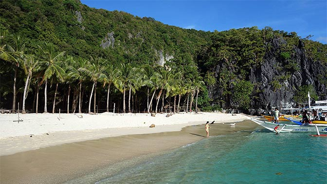 El Nido Asia and Middle East Beaches
