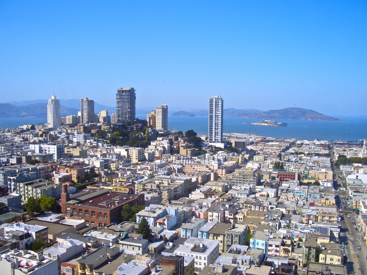 San Francisco Asia and Middle East Beaches