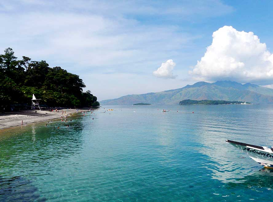 Subic Asia and Middle East Beaches