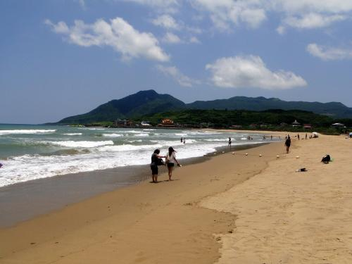 Gongliao District Asia and Middle East Beaches