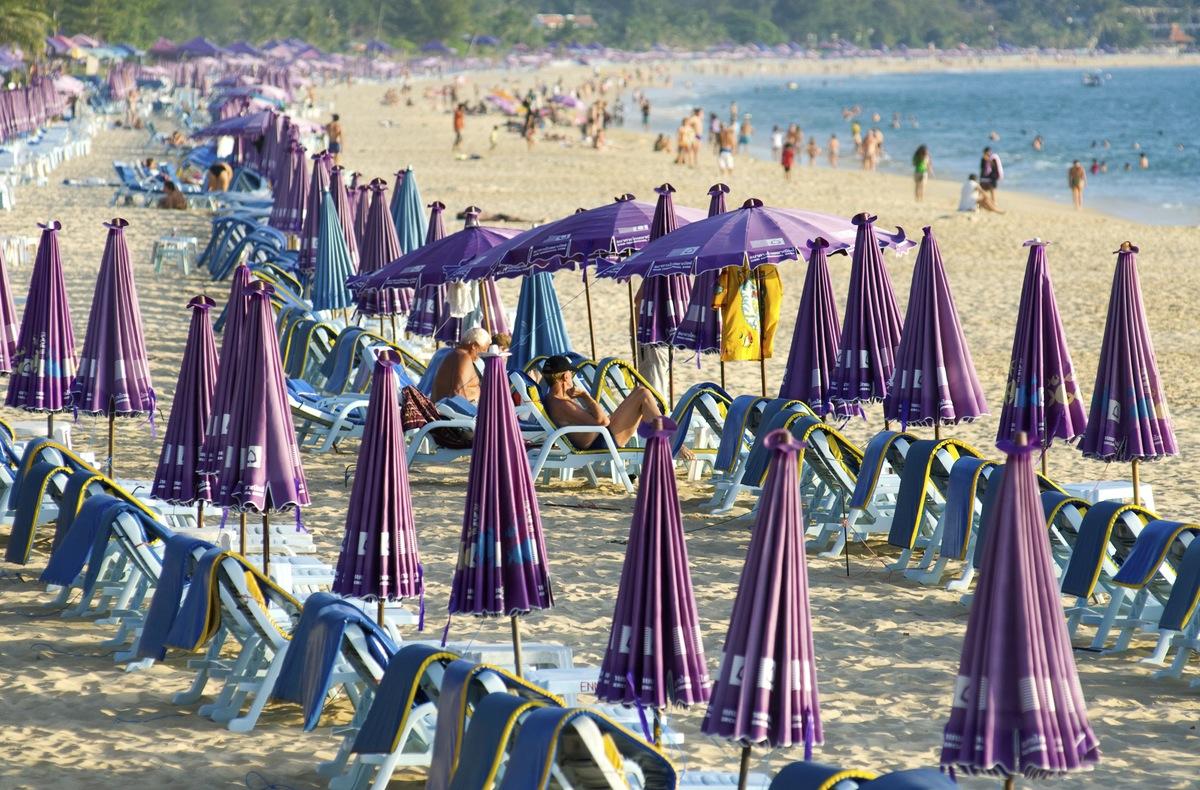 Ban Karon Asia and Middle East Beaches