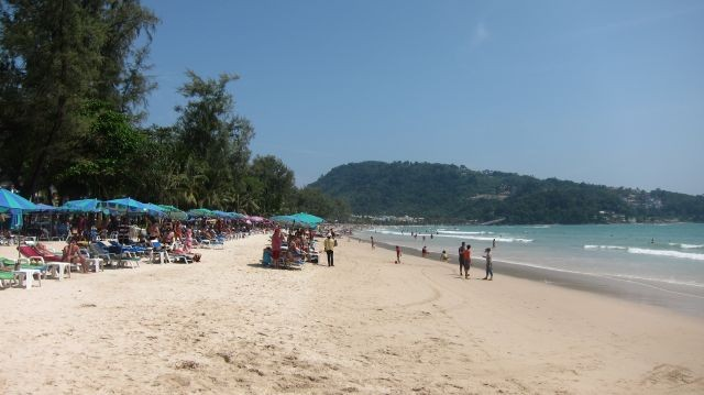 Ban Patong Asia and Middle East Beaches