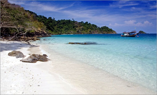 Ko Mak Asia and Middle East Beaches