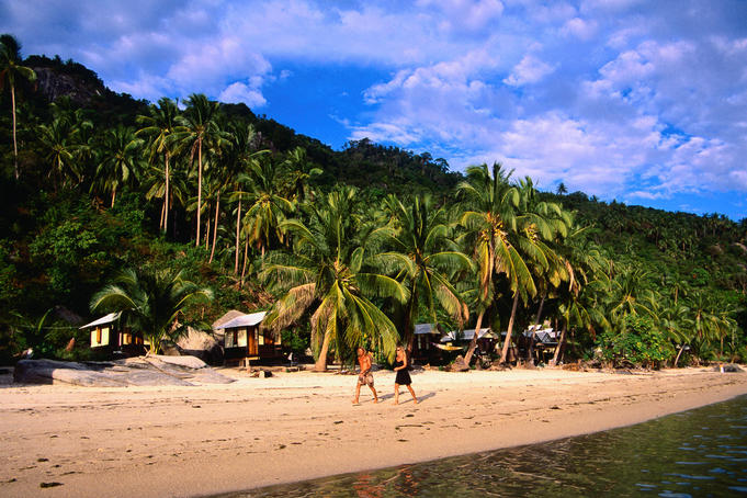 Ko Pha-ngan Asia and Middle East Beaches