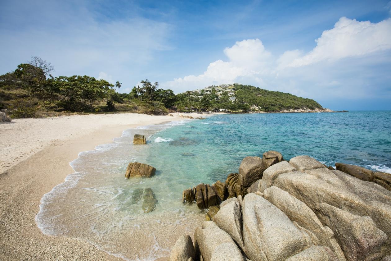 Ko Samui Asia and Middle East Beaches