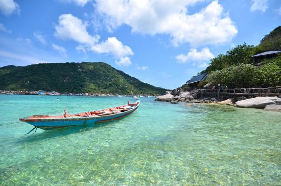 Ko Tao Asia and Middle East Beaches