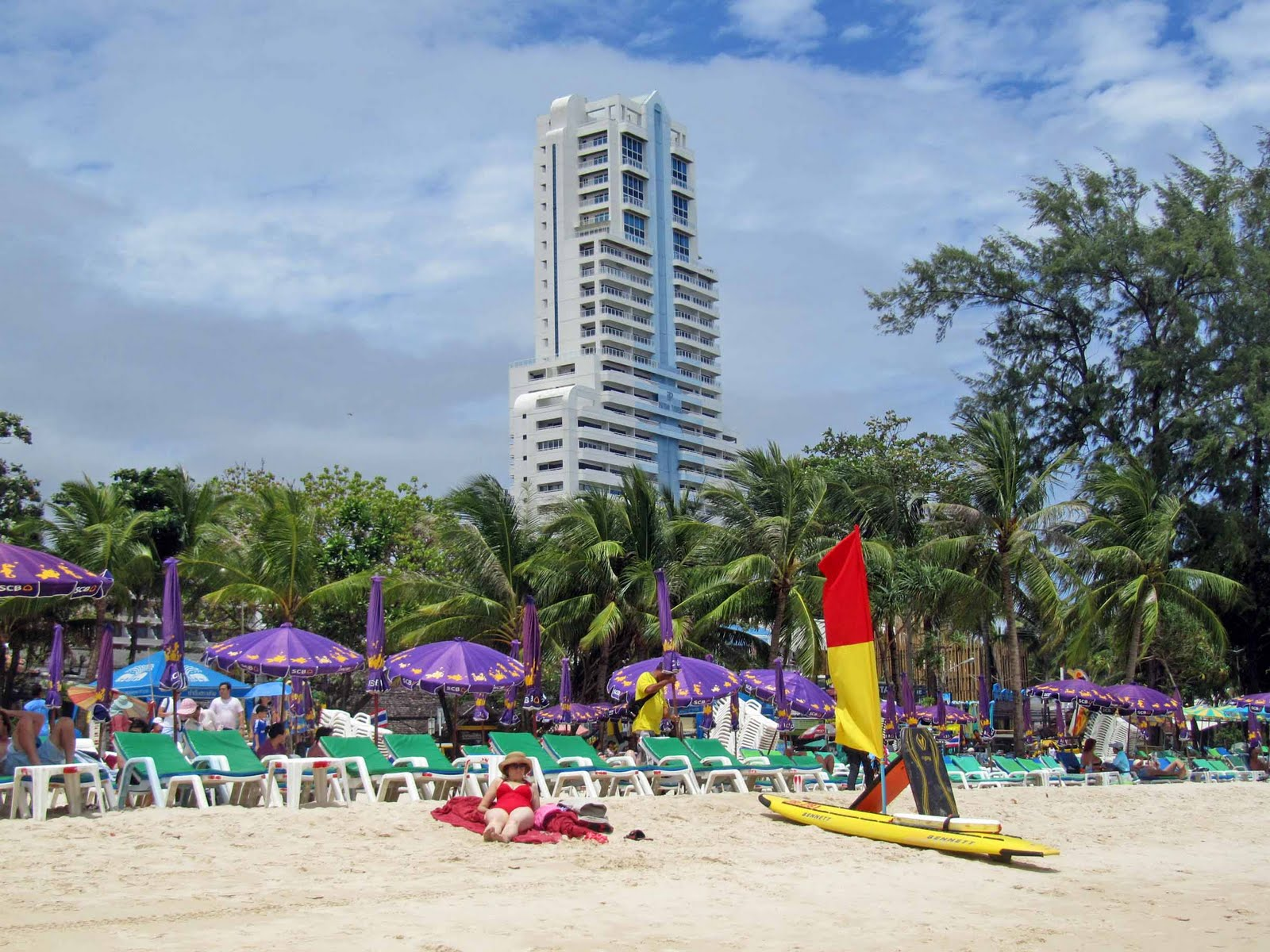 Patong Asia and Middle East Beaches